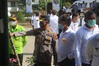Menteri BUMN Resmikan Soft Opening Taman Socfindo Conservation di Dolok Masihul