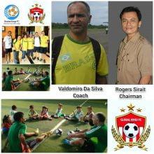 Global Kings FC Akan Bekerjasama Dengan Tim Sepakbola Brazil Siap Lahirkan Pemain Berbakat