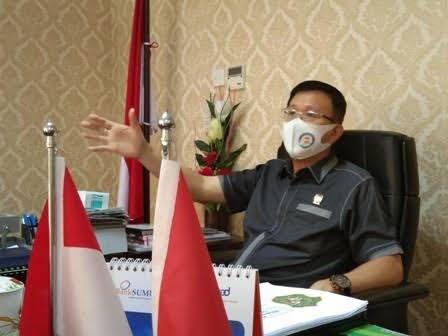 Ketua DPRD Ingatkan OPD Pemko Medan Segera Pulihkan Perekonomian