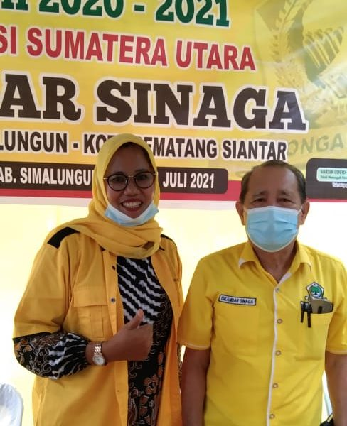Anggota DPRD Sumut Iskandar Sinaga Reses Tampung Aspirasi Masyarakat Desa Nanggar Bayu