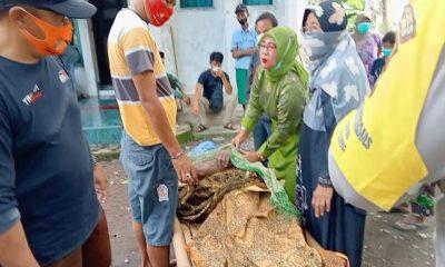 Pria Asal Pondok Waluh Ditemukan Tak Bernyawa di Sungai Tanggul