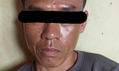 Polsek Padang Cermin Ringkus Dua Pria Diduga Pemilik SS