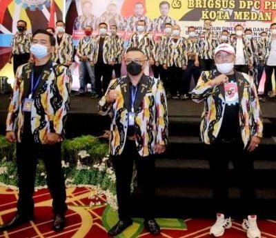 PKN Apresiasi, Penerapan PPKM & Pemadaman Malam Hari di Kota Medan