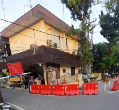 Wartawan Unit Polda Sumut di Usir Penjaga Piket Polrestabes Medan