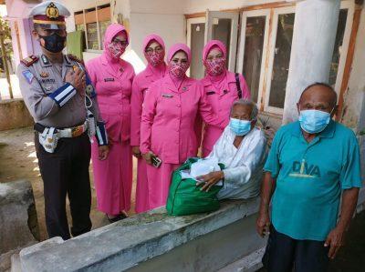 Unit PJR Jatim Situbondo, Banyuwangi dan Jember Melakukan Kegiatan Peduli Covid-19
