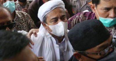 Habib Rizieq Syihab Sumbangkan Hewan Qurban 10 Ribu Ekor