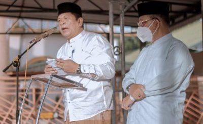 Setela 17 Bulan Wabah Covid-19, Begini Pesan Walikota Padangsidimpuan