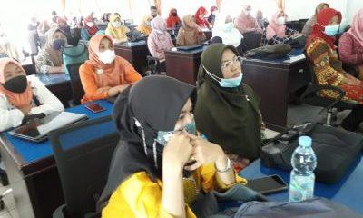 Disdik P. Sidimpuan Sosialisasi Test Akun Pembelajaran