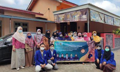 Lima Mahasiswa UM Mengabdi Untuk Desa Kemiri Melalui Program CSPIA berbasis IPTEK