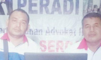Ketua Peradi DS Berikan Acungan Jempol Kinerja Polres Labuhanbatu