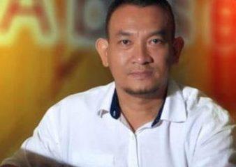 Anggota Komisi IV Dedy Aksyari Nasution Kunjungi Ruang Wartawan