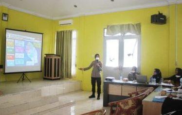 Walikota P.Sidimpuan Hadiri Pelatihan Tracing Covid-19