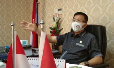 Ketua DPRD Medan Minta Pandemi Covid-19 Tetap Diwaspadai