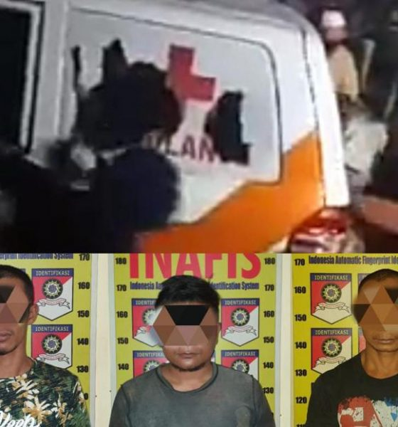 Tiga Warga Rebut Paksa Jenazah di Ambulance Tak Terima Dibilang Terkena Covid, Kapolres Jember Lakukan Ini