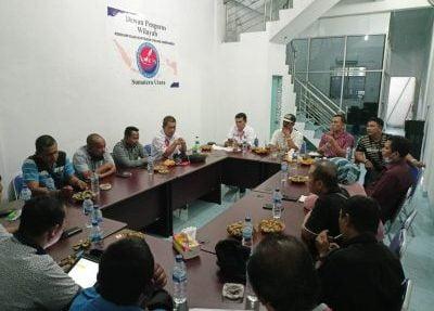 Ketua PWOIN Sumut Rajendra Sitepu : Media Harus Jadi Corong Pembawa Keadilan