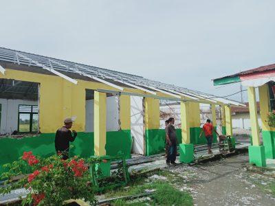 Rehab SD Negeri di Sialang Buah Dipertanyakan