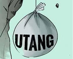 Utang Pemerintah Meningkat Tembus di Angka Rp6.554,56 Triliun