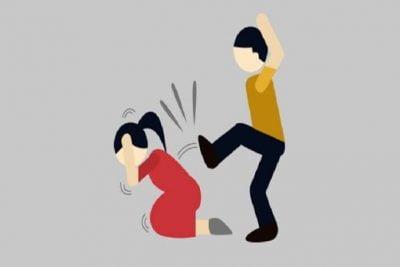 """Mengenaskan, Suami """"Cabut Nyawa"""" Istri Pakai Pisau"""
