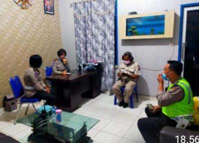 Sat Lantas Polrestabes Medan Adakan Dialog Interaktif Halo Polisi