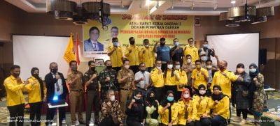 Rakerda DPD PJI - Demokrasi Riau Ke I Tahun 2021