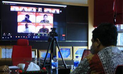 Bupati dan Wakil Bupati Samosir Ikuti Pembekalan Perintahan Dalam Negeri