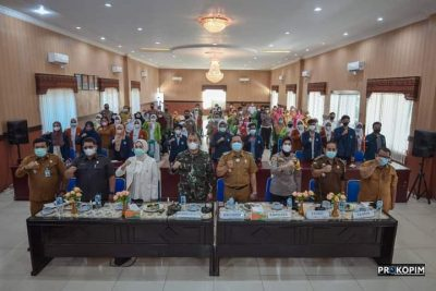 Walikota Sidimpuan Apresiasi Kapolresta & Dandim 0212/TS Terlaksananya WTRV