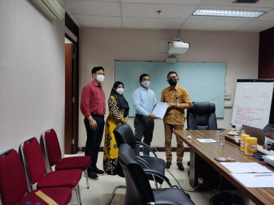 HGU Milik PT BUK Jadi Korban Penyerobotan Disampaikan ke Deputi Kepala Staf Presiden