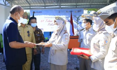 Wakil Bupati Samosir Pimpin Upacara Peringatan Hari Agraria dan Tata Ruang ke-61
