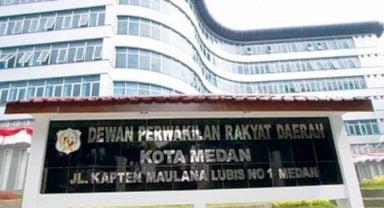 Dispora Kota Medan Usulkan Alokasi Perbaiki Stadion Teladan P-APBD TA2021