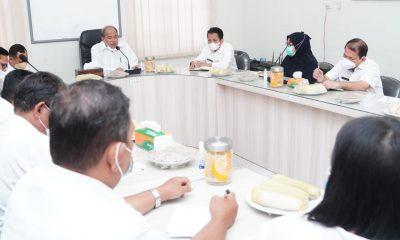 Walikota Tebing Tinggi Tinjau Penanganan Covid di Tiga Kecamatan