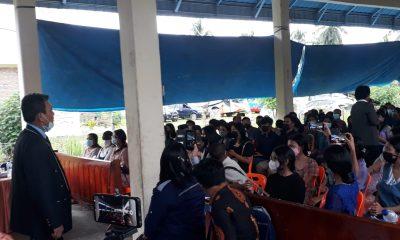 HKBP Distrik XIII Asahan Labuhanbatu Regional 4 Adakan Ibadah
