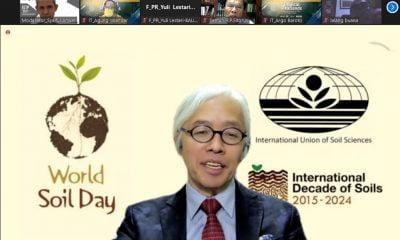 Lahan Gambut Berperan Penting Pengendalian Perubahan Iklim Global