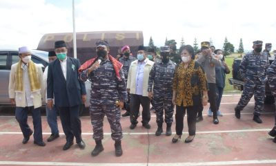 MUI dan Pemkab Karo Kerjasama TNI AL Lantamal l Laksanakan Vaksin Kepada Warga Kabanjahe