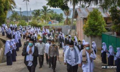 Pemko Padangsidimpuan Peringati Hari Santri Nasional 2021