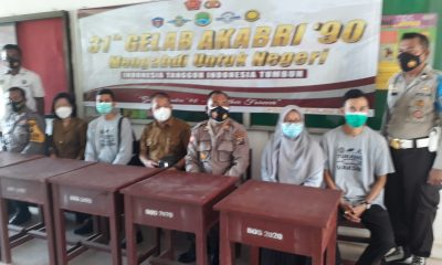 Polres Asahan Bersama RSU PTPN III Sei Dadap Adakan Vaksin